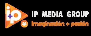 Logo Footer de IP Media Group
