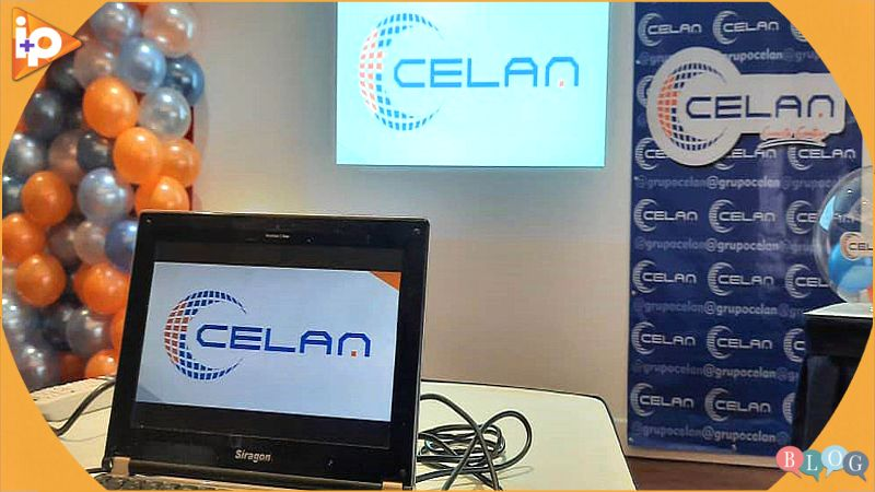 Grupo Celan - IP Radio Digital